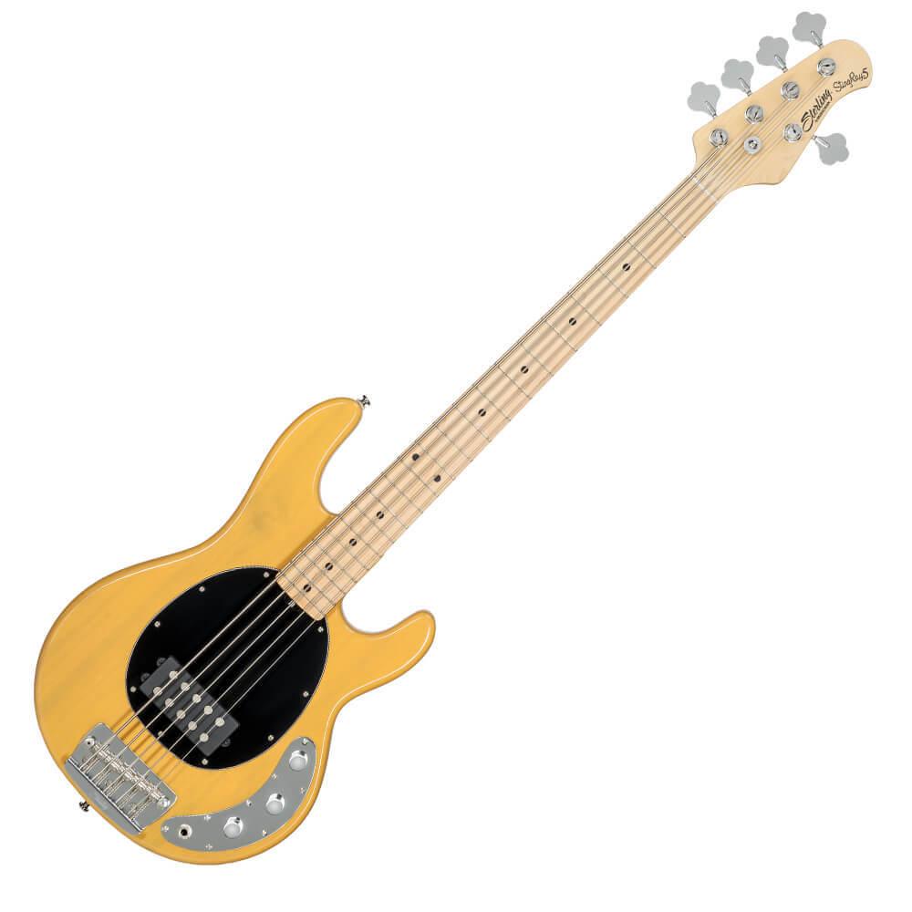 sterling stingray bass guitars rich tone music. Black Bedroom Furniture Sets. Home Design Ideas