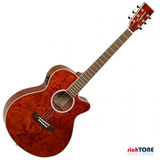 Tanglewood Evolution Exotic TSF CE XB Electro Acoustic Guitar