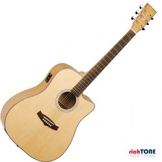Tanglewood Evolution Exotic TSF CE XFM Electro Acoustic Guitar