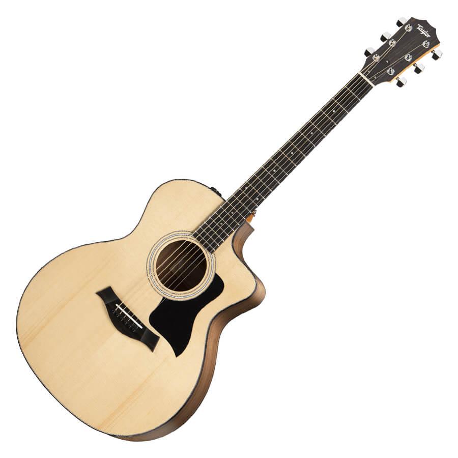 Taylor 114ce Electro Acoustic Guitar Rich Tone Music