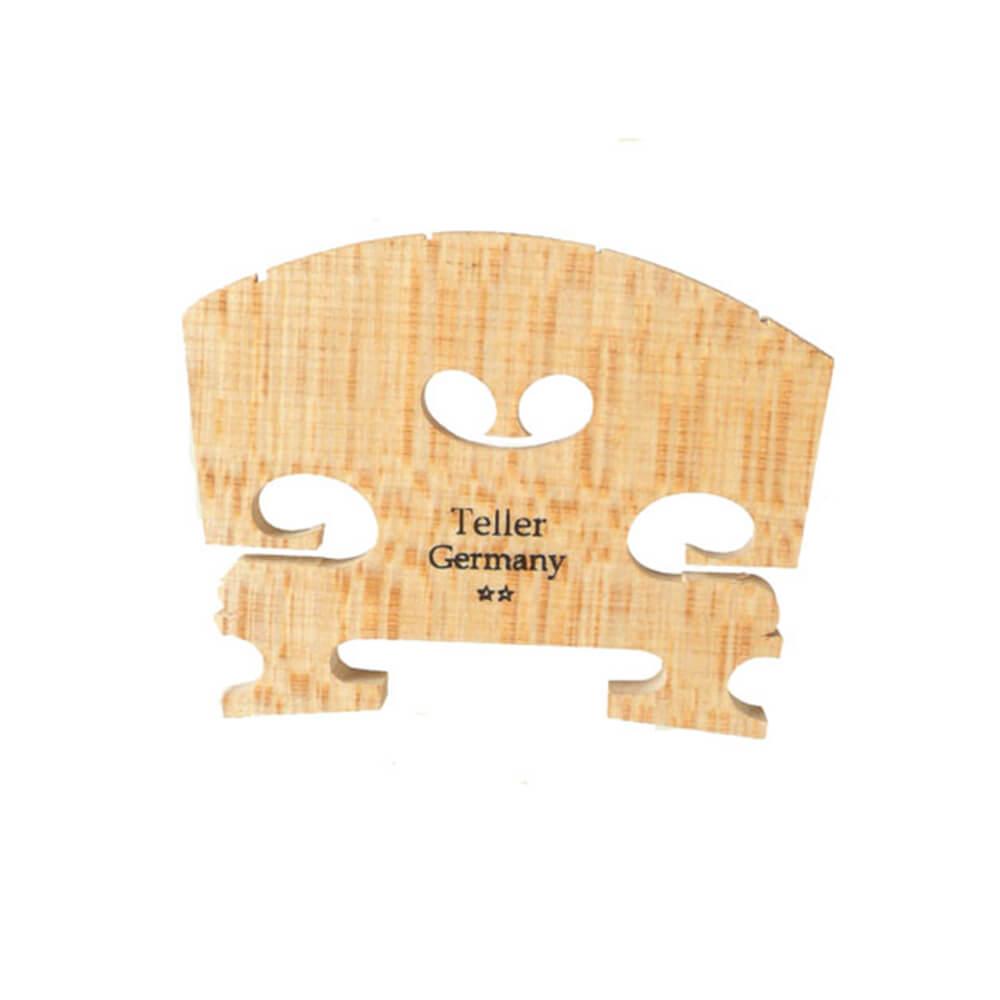 "Teller Viola Bridge, Fitted, Small 15"""