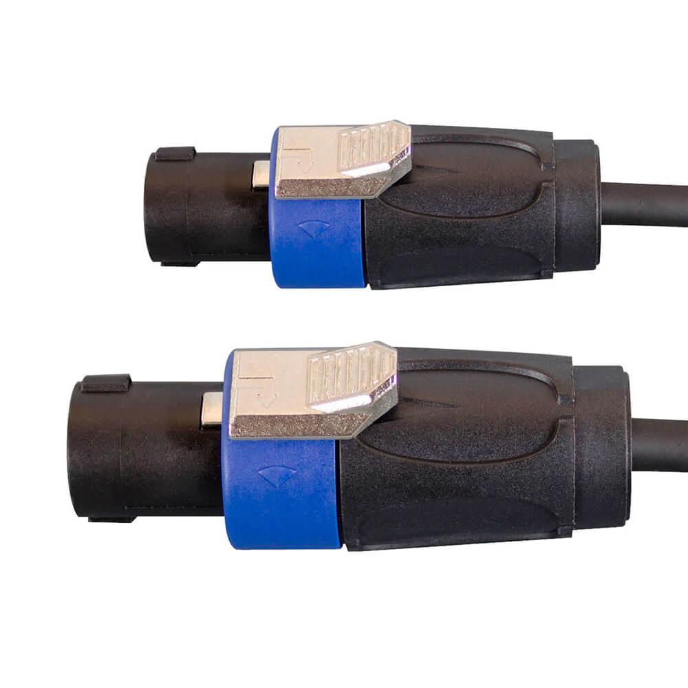 TGI TGSK1M Audio Essentials Cable - Speakon to Speakon, 3ft