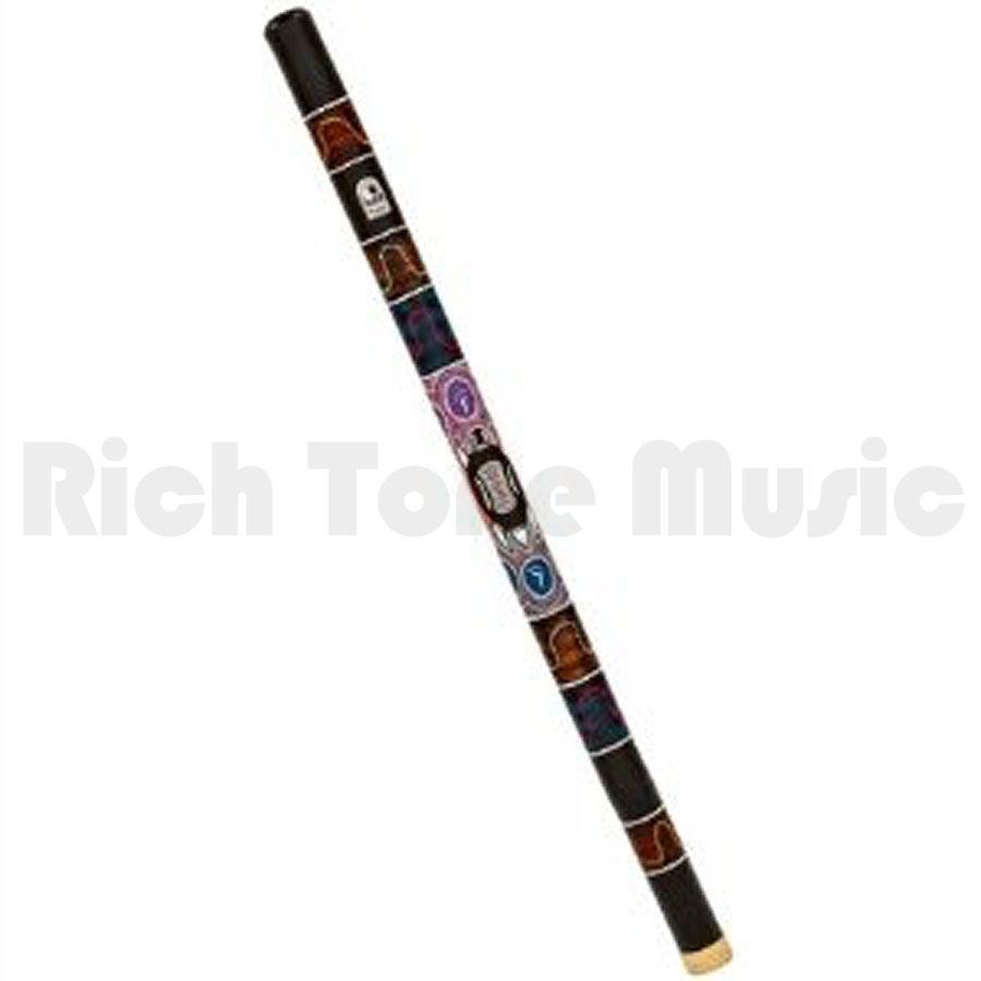 Toca DIDG-PT Bamboo Didgeridoo - Turtle