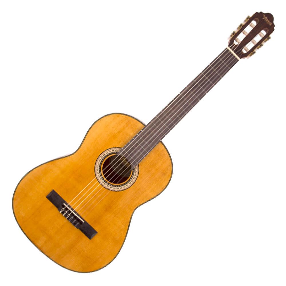 Valencia VC404 400 Series Classical Guitar, 4/4 Size