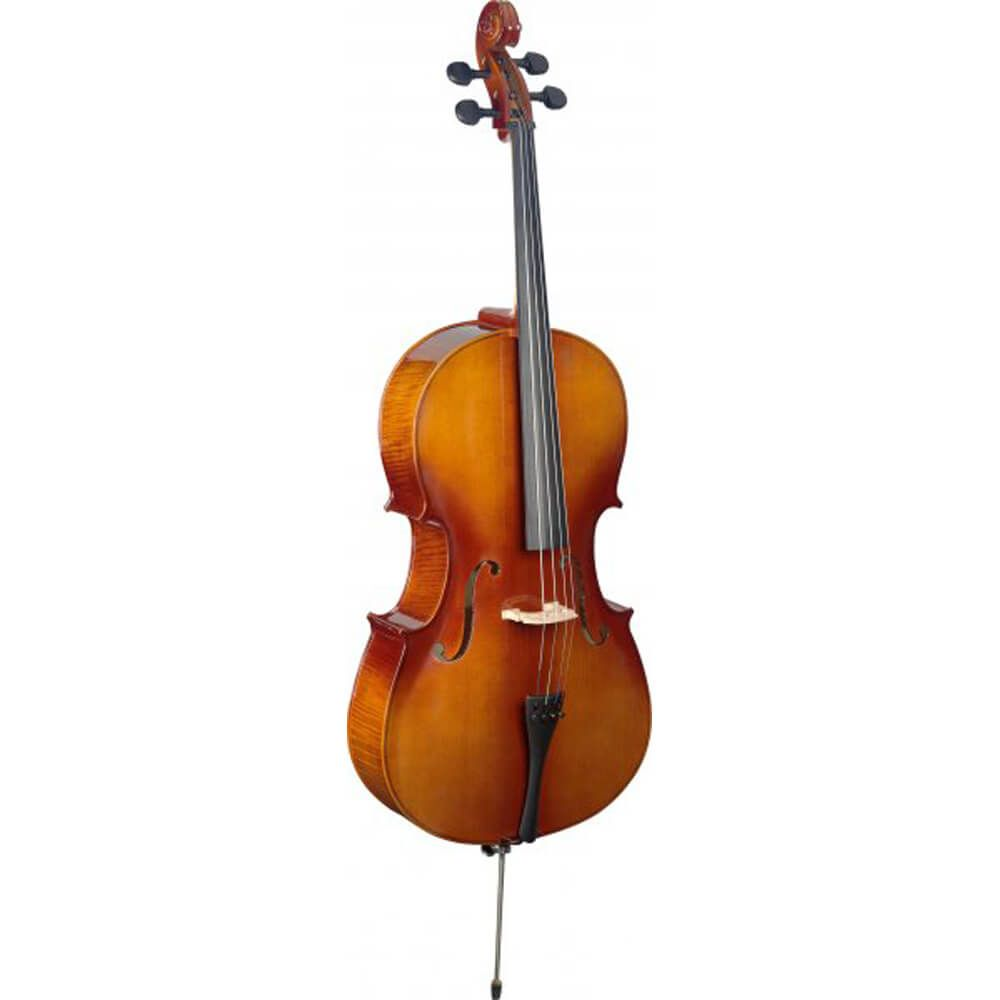 Stagg VNC-4/4 L Laminated Maple Cello w/Soft Case