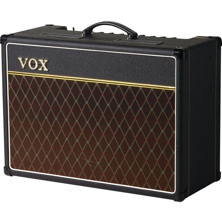 Vox AC15C1 15W Custom 1x12 Combo Guitar Amplifier