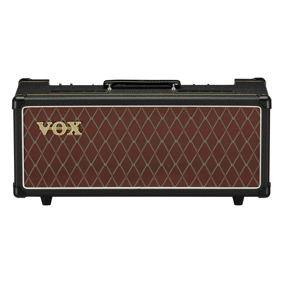 Vox AC15 Guitar Amp Head with Reactive Attenuator