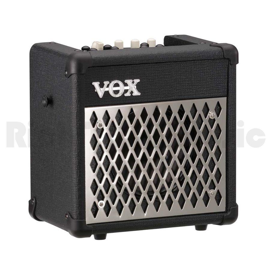 Vox MINI5-RM Amplifier - Black