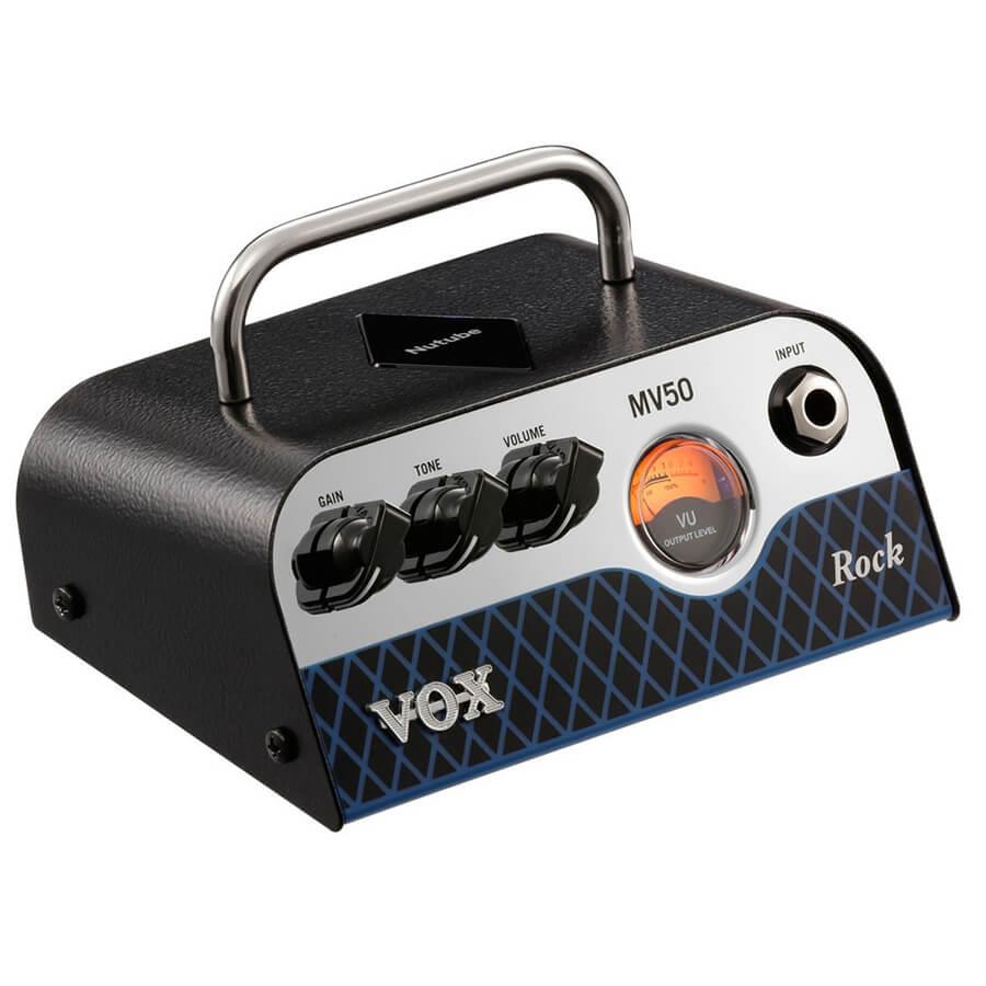 Vox MV50 Miniature Valve Amp Head - Rock