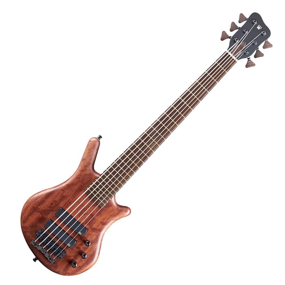 Warwick Custom Shop Masterbuilt Thumb BO 6-String Bass Guitar