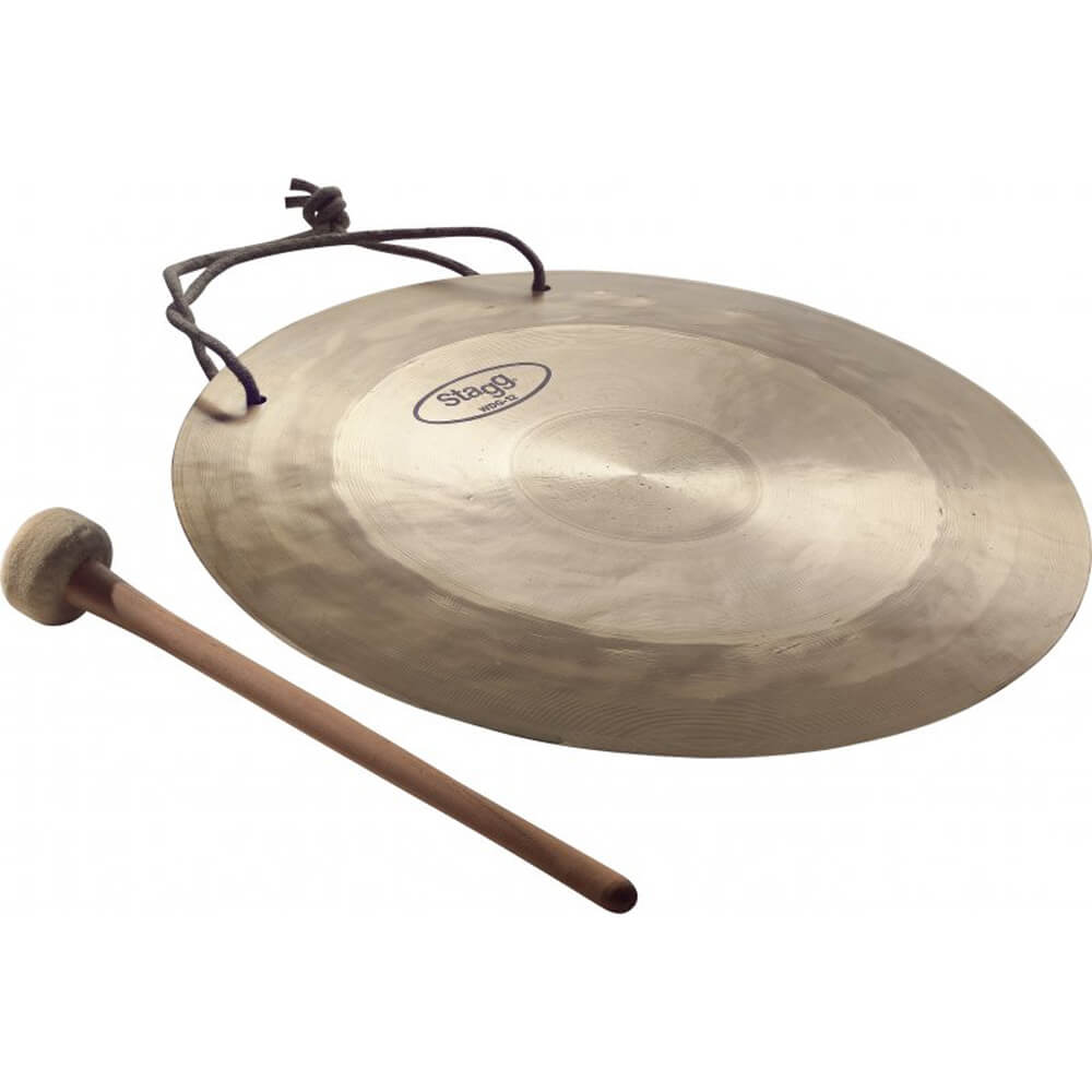 "Stagg WDG-12 12"" Wind Gong"