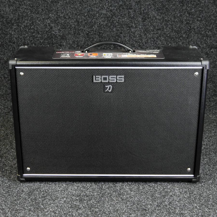 boss katana 100 212 guitar combo amplifier ex demo rich tone music. Black Bedroom Furniture Sets. Home Design Ideas
