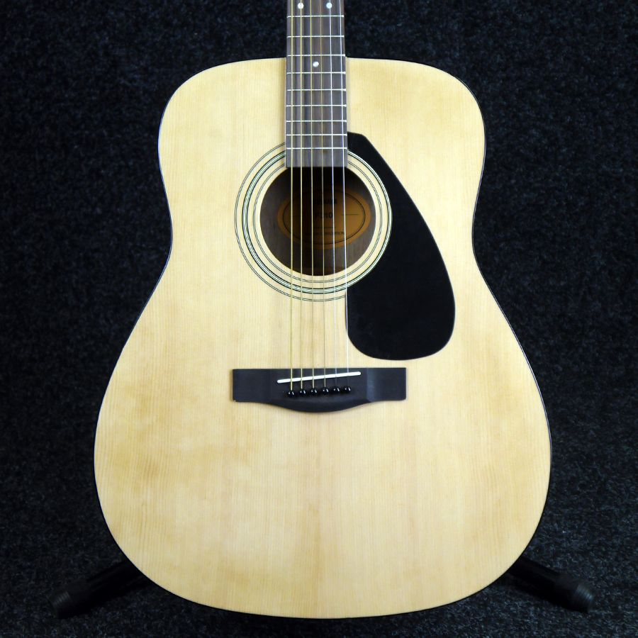 Yamaha f310 acoustic guitar ex demo rich tone music for Yamaha fs 310 guitar