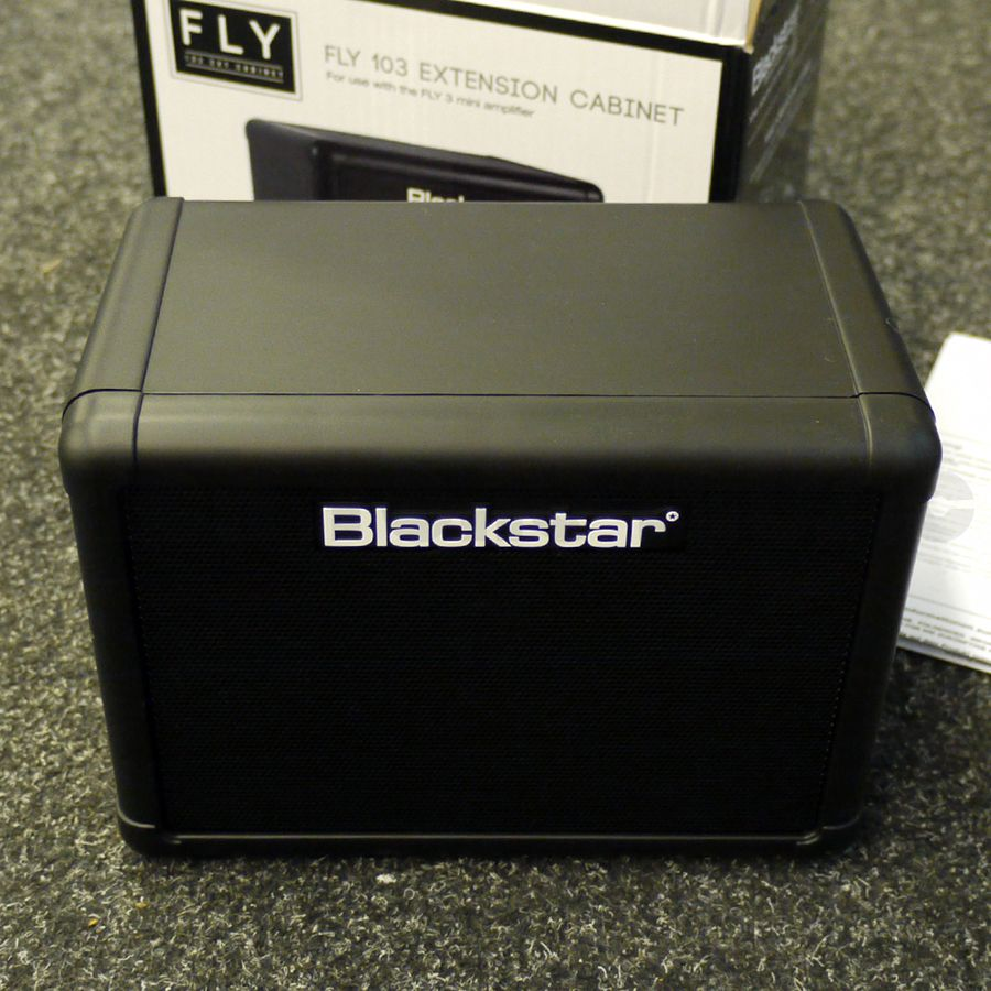 Blackstar Fly 103 Extension Cabinet- ex demo - Rich Tone Music