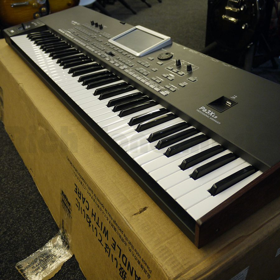 korg pa3x le professional arranger synthesizer ex demo. Black Bedroom Furniture Sets. Home Design Ideas