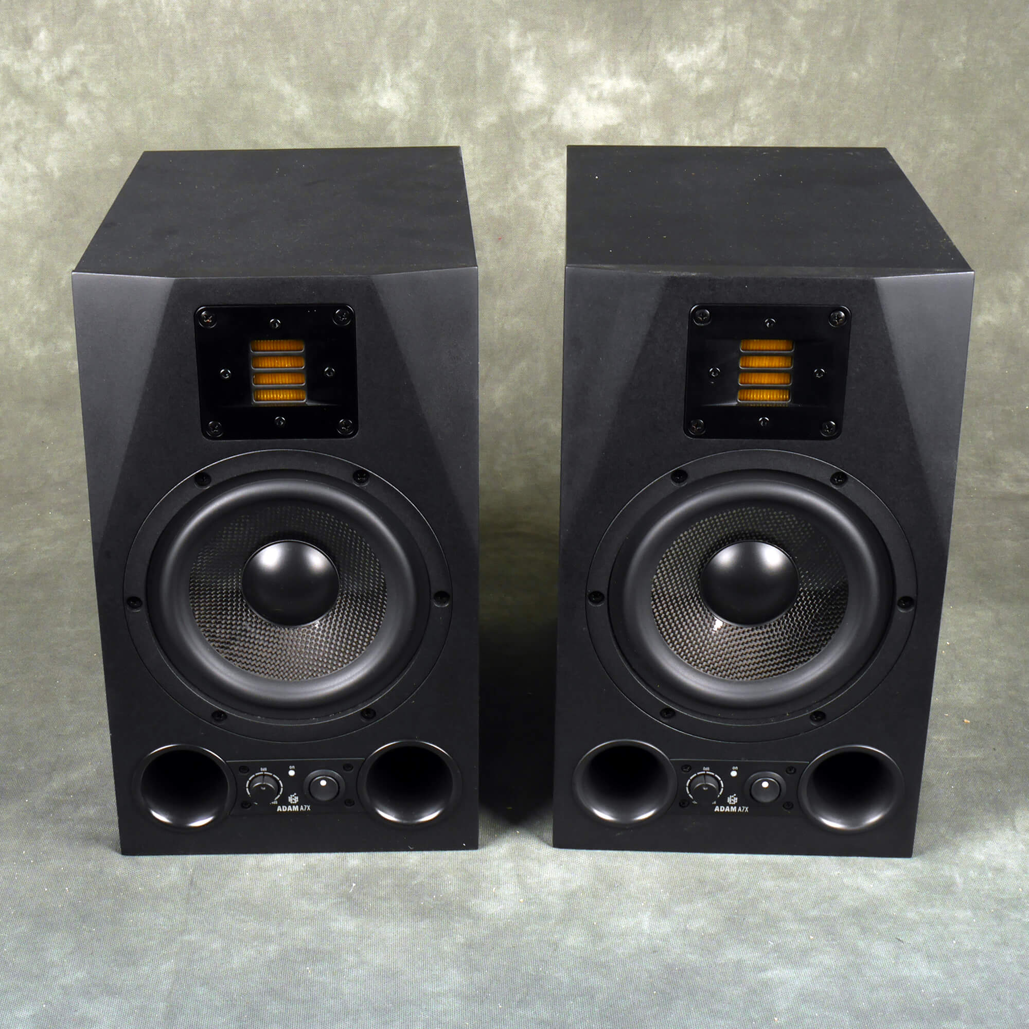 Adam A7X Active Studio Monitors  Pair **COLLECTION ONLY** - 2nd Hand