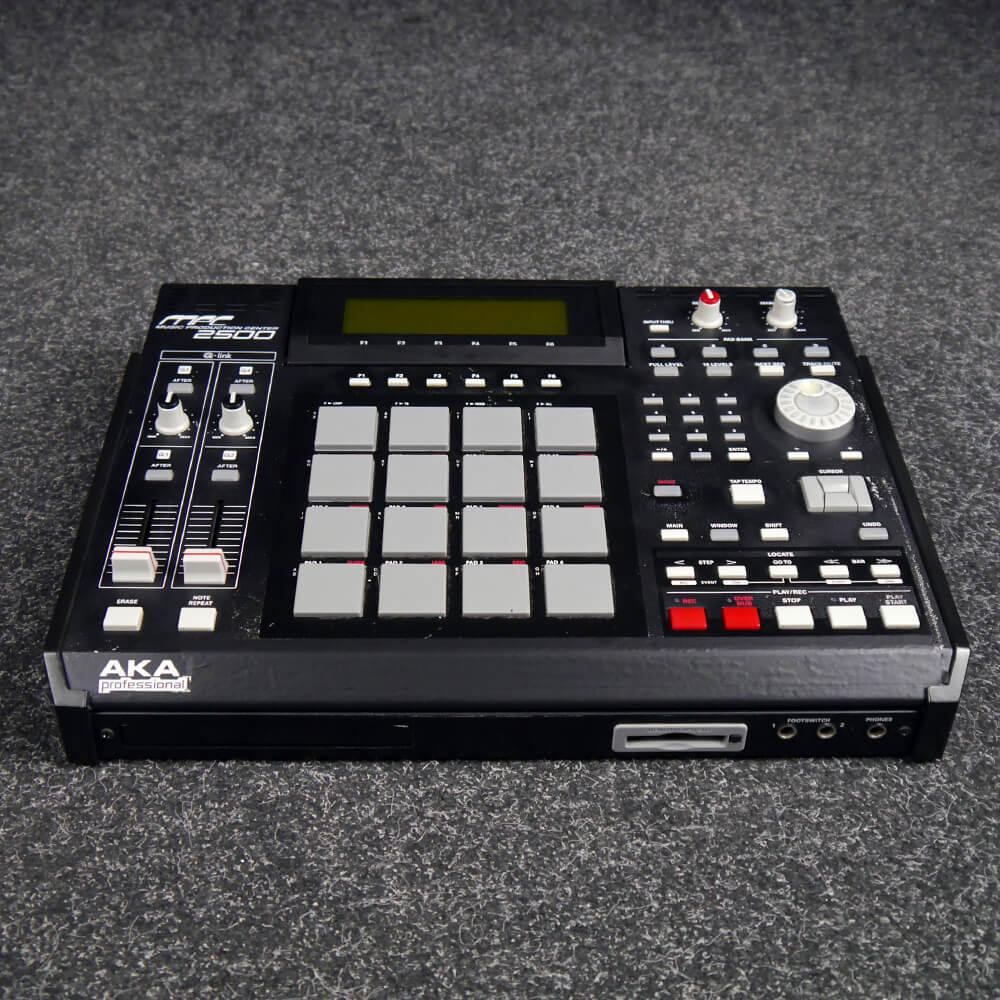 AKAI MPC2500 Music Production Center - 2nd Hand