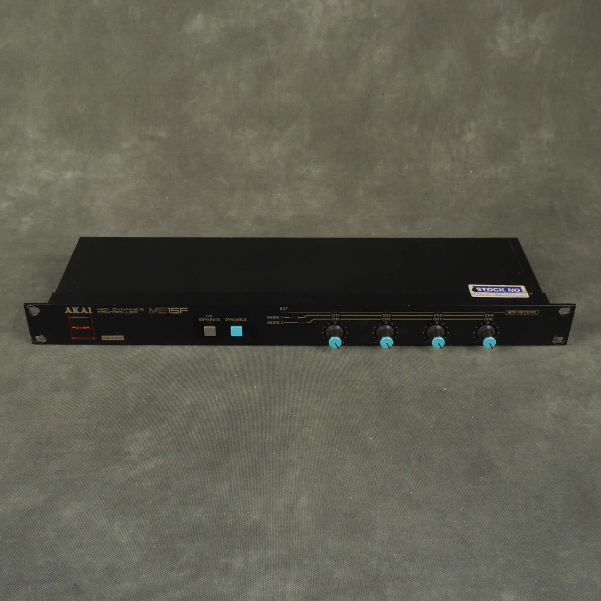 Akai ME15F Midi Dynamics Controller - 2nd Hand