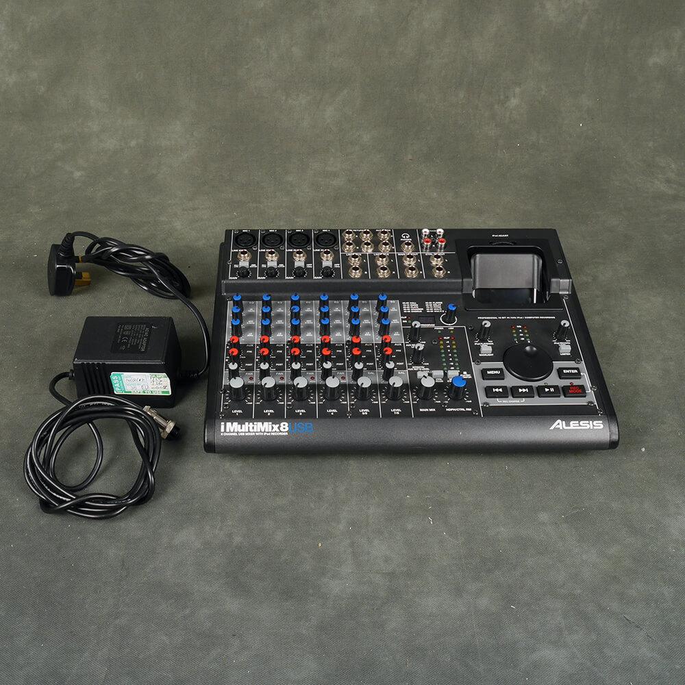Alesis iMultiMix 8 USB Mixer - 2nd Hand