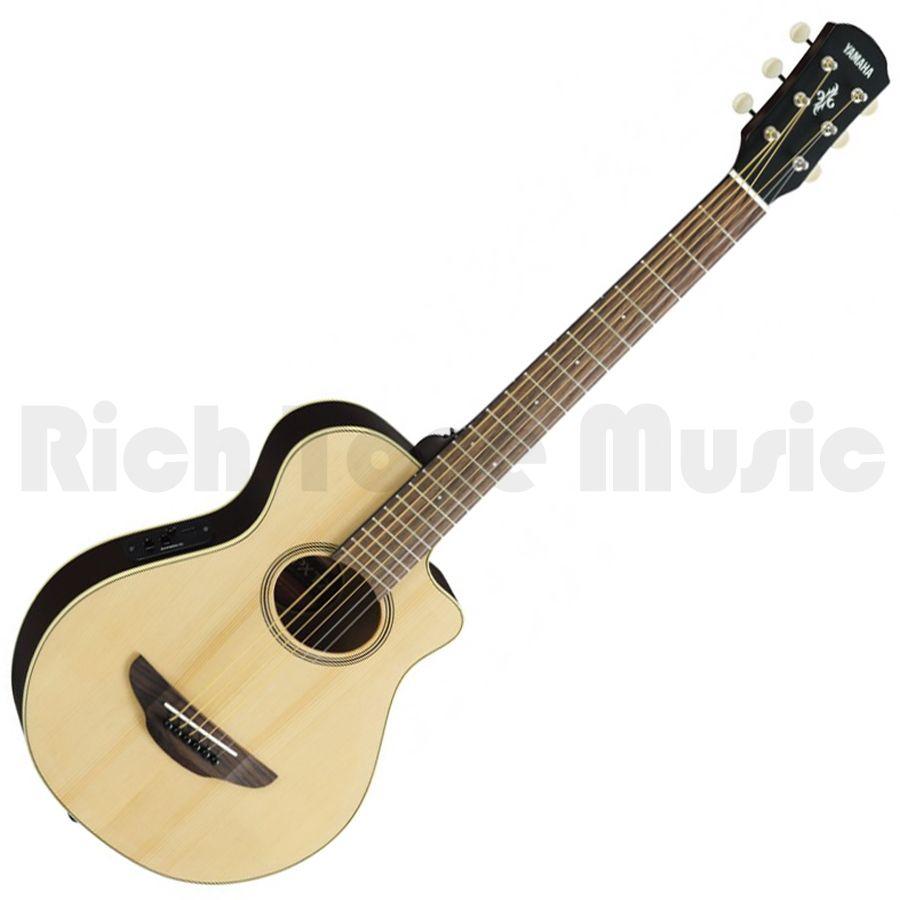Yamaha APX T2 Travel Guitar - Natural
