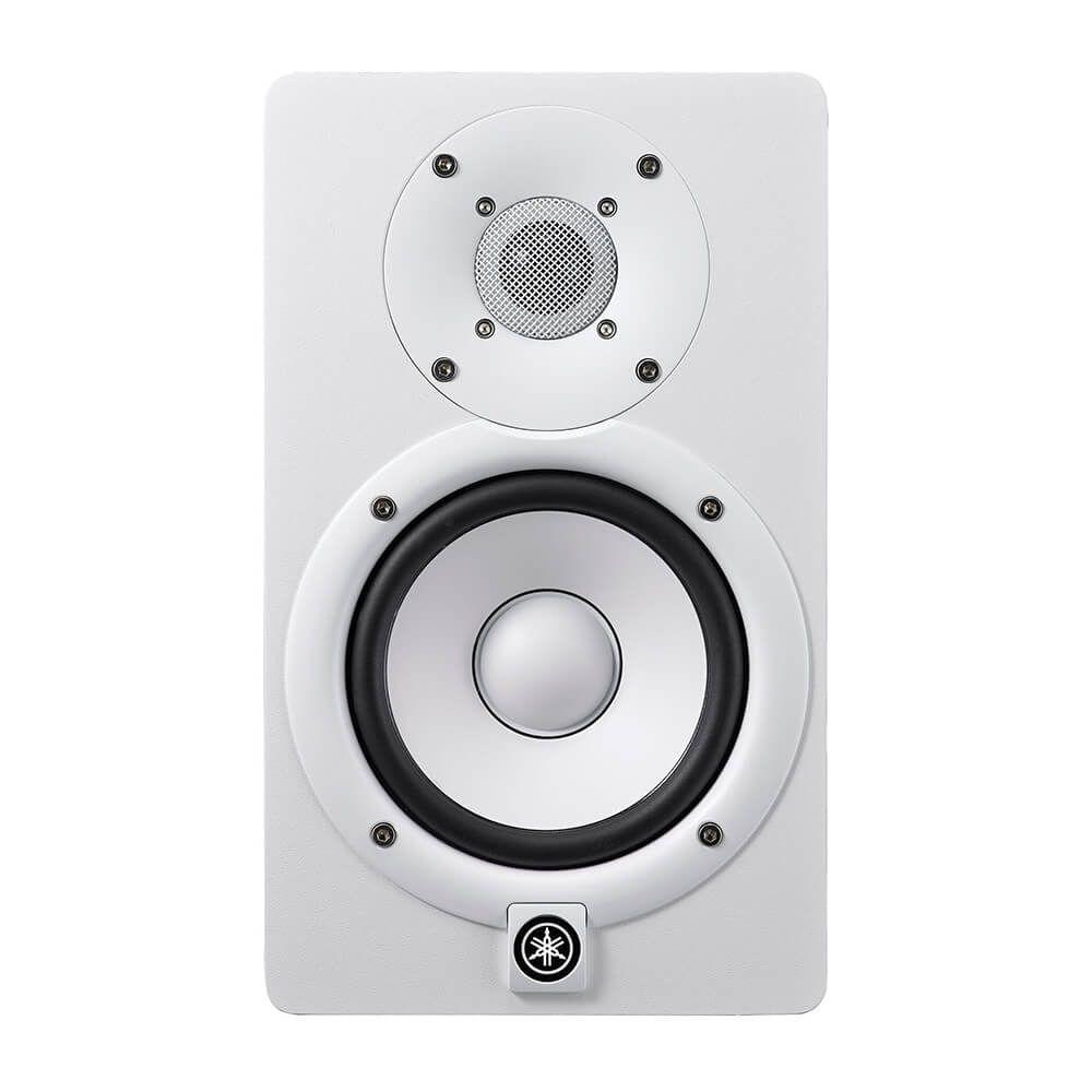Yamaha HS5 Powered Studio Monitor - White