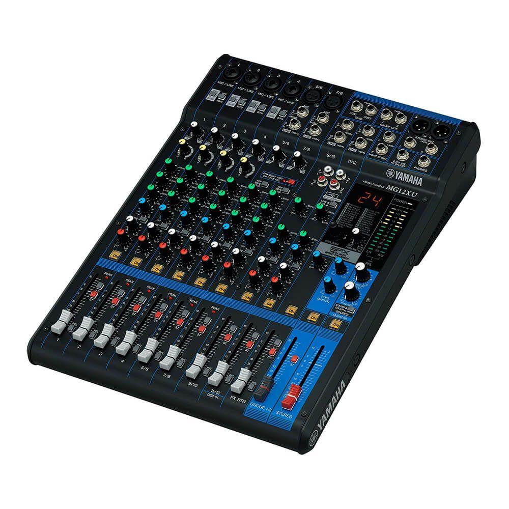 Yamaha MG12XU Mixing Console