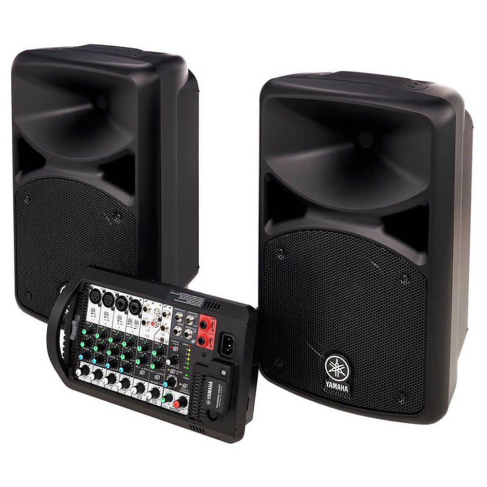 Yamaha Stagepas 400BT Bluetooth Portable PA System