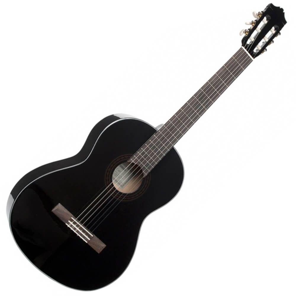 Yamaha C40BLII Classical Guitar - Black