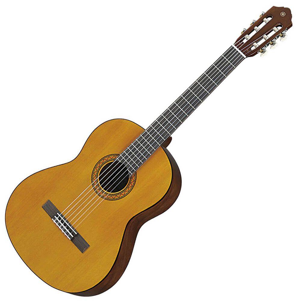 Yamaha C40MII Classical Guitar - Matte Natural