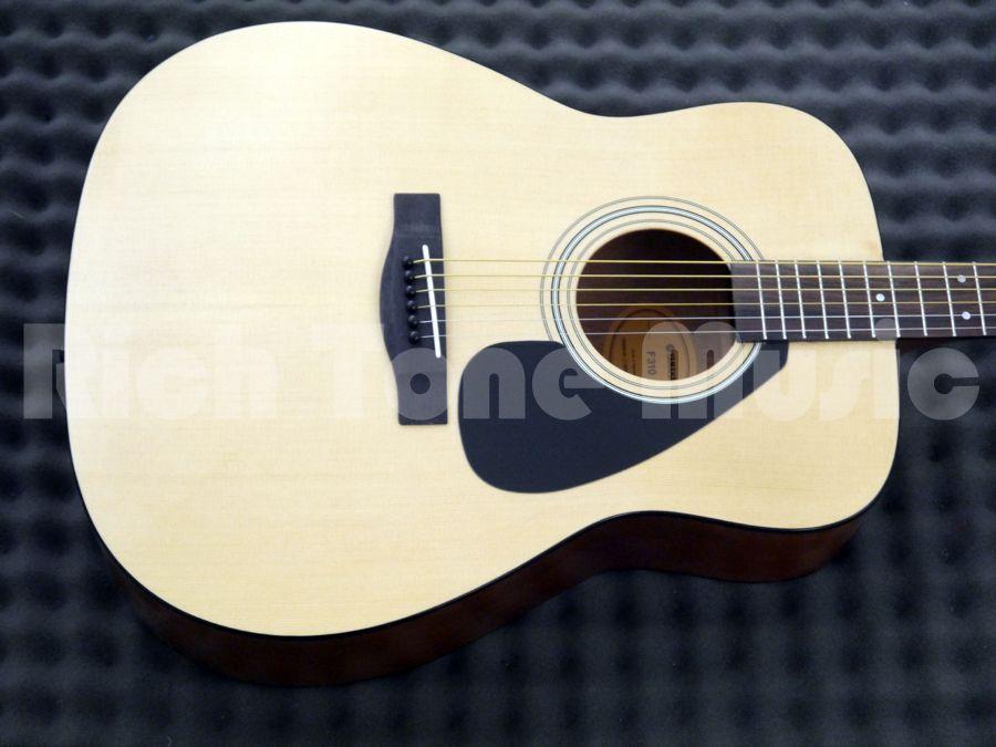 Yamaha f310 acoustic guitar pack rich tone music for Yamaha fs 310 guitar