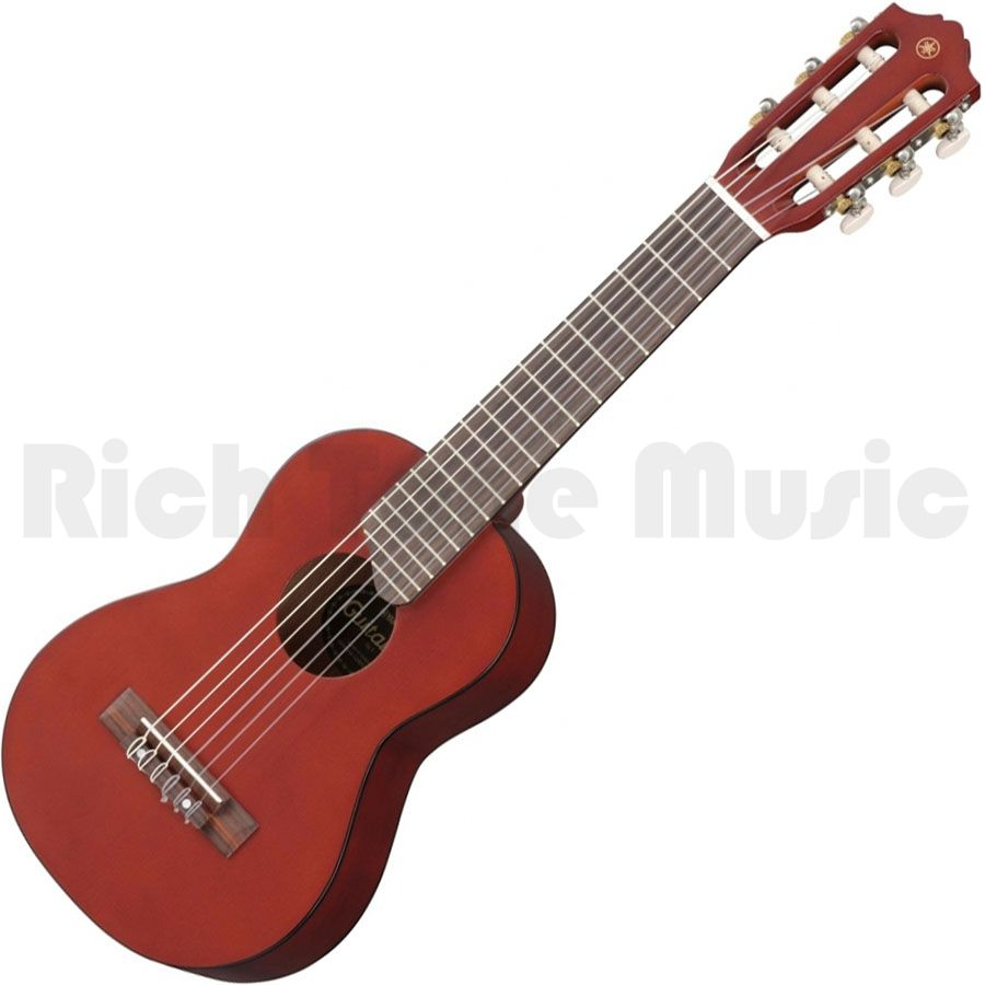 Yamaha GL1 Guitalele - Persimmon Brown