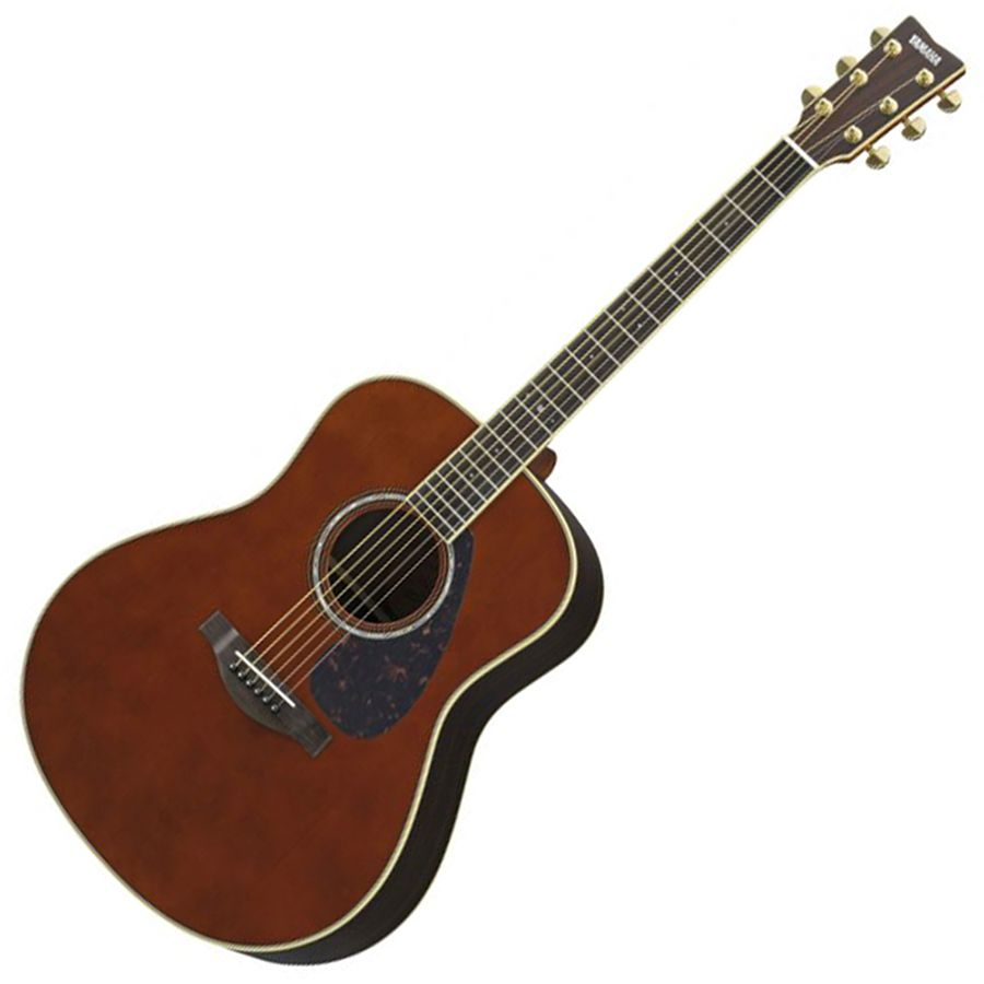 yamaha ll6 are acoustic guitar dark tinted rich tone music. Black Bedroom Furniture Sets. Home Design Ideas