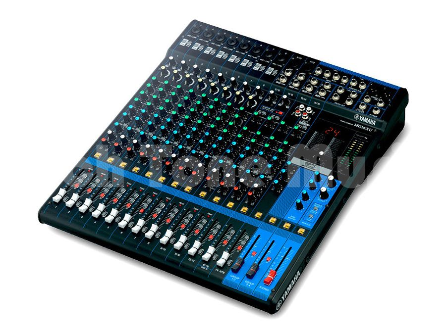 yamaha mg16xu mixer rich tone music. Black Bedroom Furniture Sets. Home Design Ideas