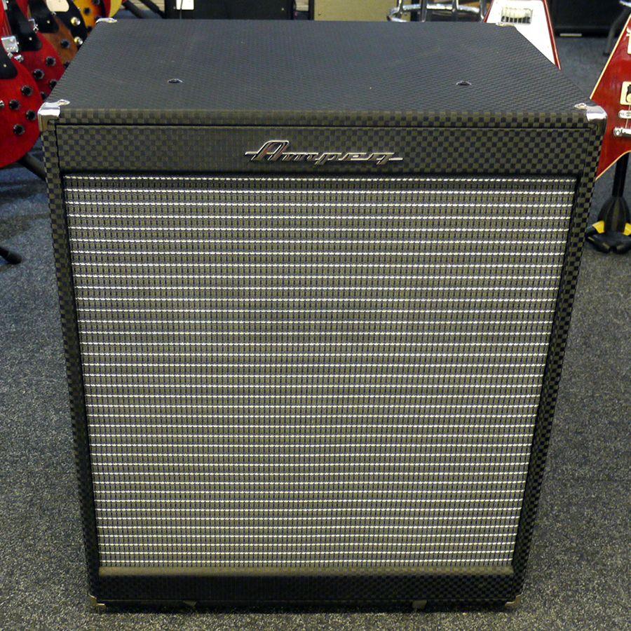 Ampeg Portaflex Series Pf 410hlf 4x10 800w Bass Cab 2nd Hand
