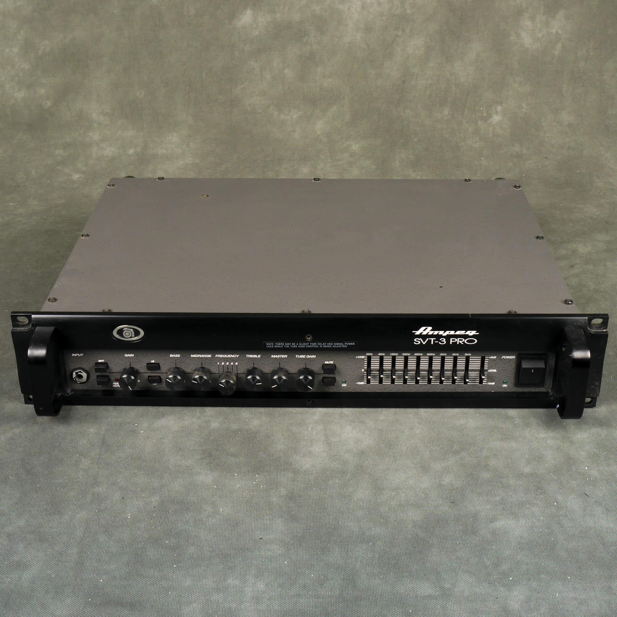 Ampeg SVT PRO 3 Bass Amplifier Head - 2nd Hand