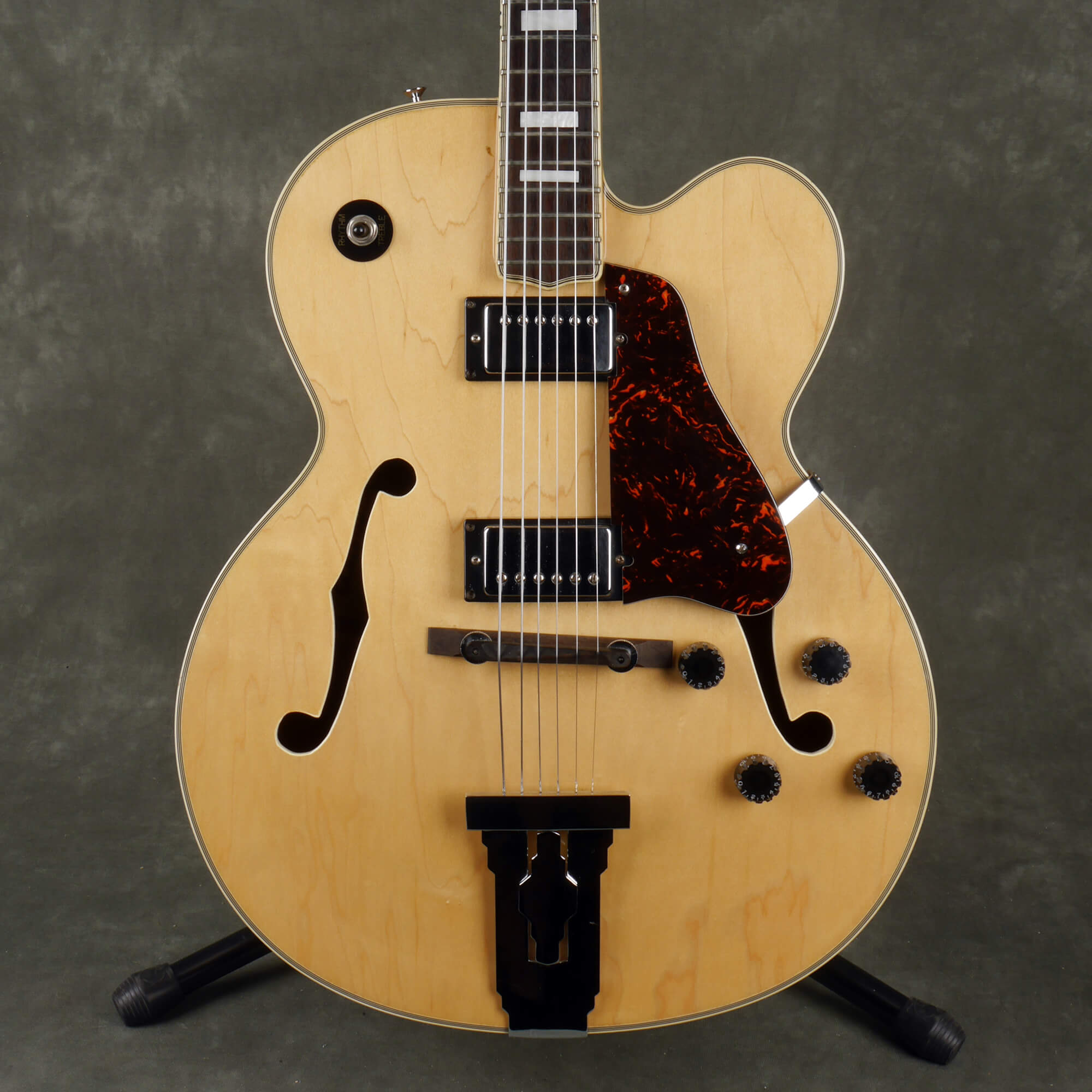 Antoria Jazzstar H794 Hollow Body - Blonde - 2nd Hand