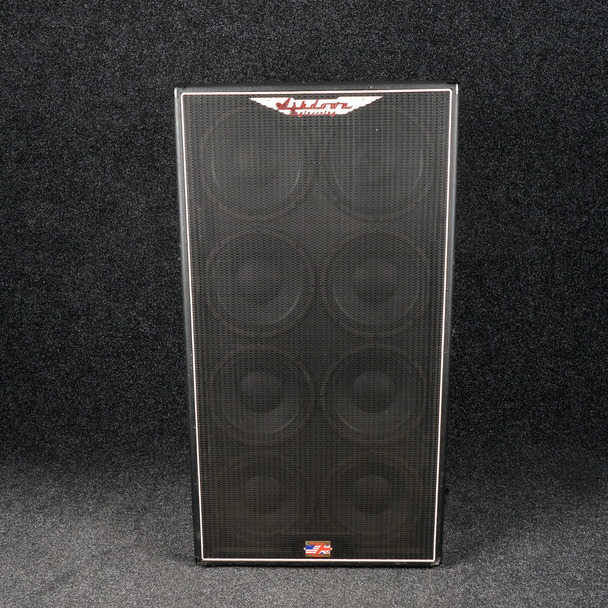 Ashdown 8x10 Cab USA 810 1200W **COLLECTION ONLY** 2nd Hand