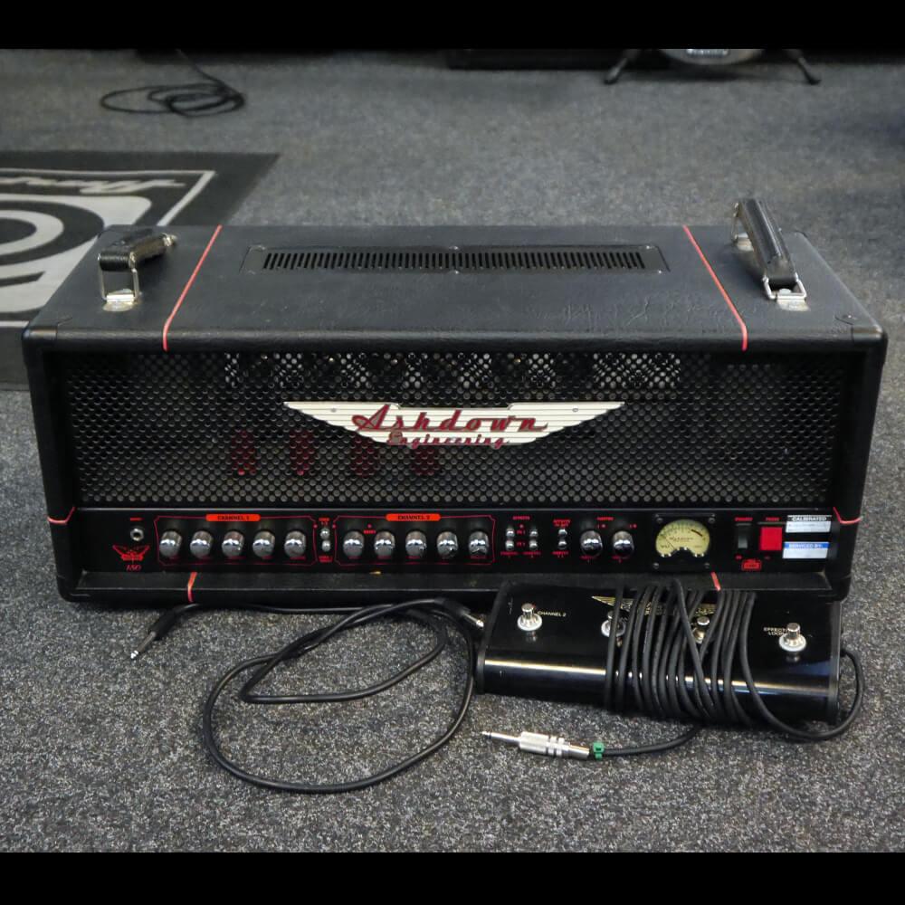 Ashdown Fallen Angel 180 Guitar Amplifier Head - 2nd Hand **COLLECTION ONLY**