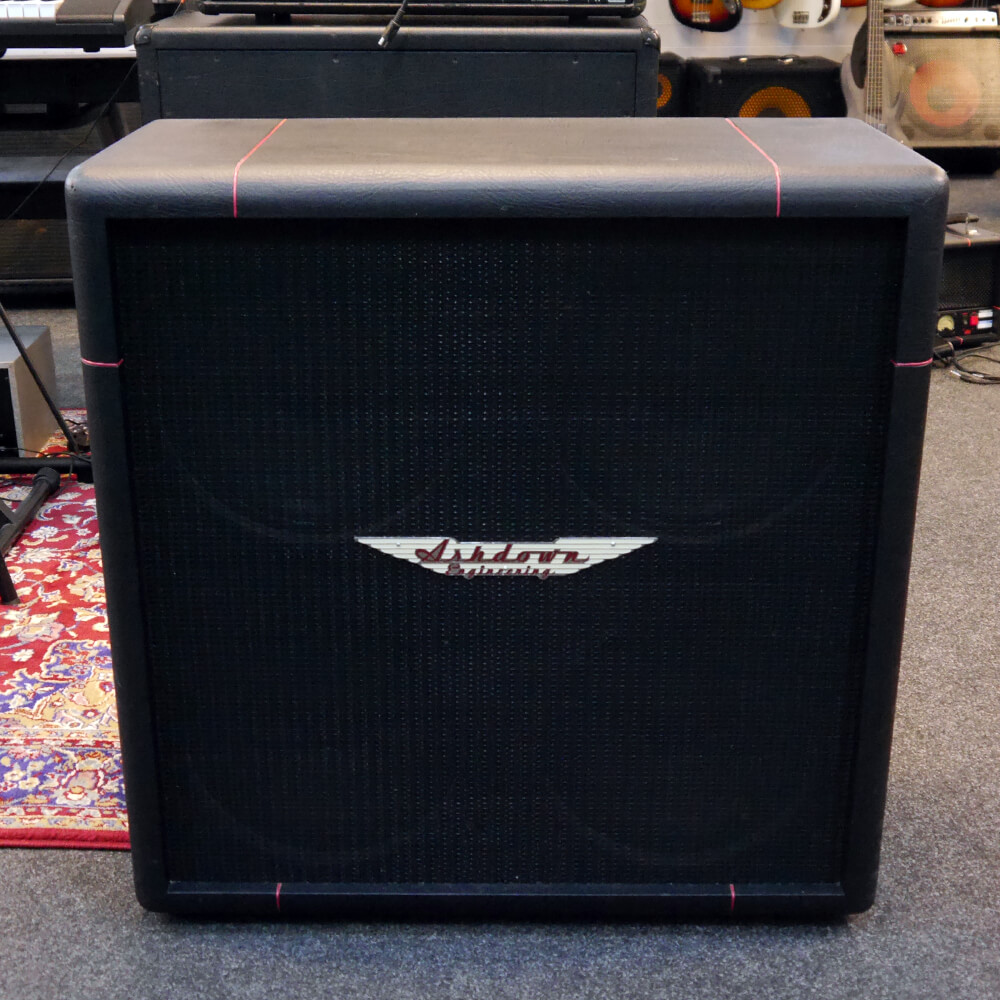 Ashdown Fallen Angel 4x12 Speaker Cabinet - 2nd Hand **COLLECTION ONLY**
