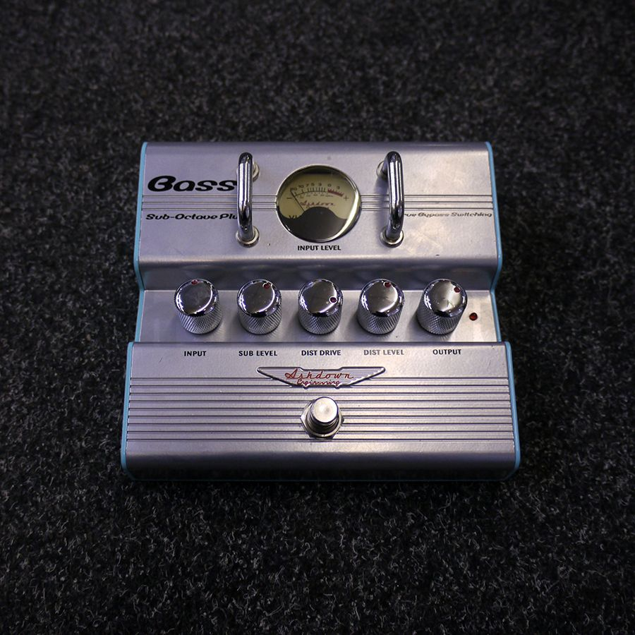 Ashdown Sub Octave  - 2nd Hand
