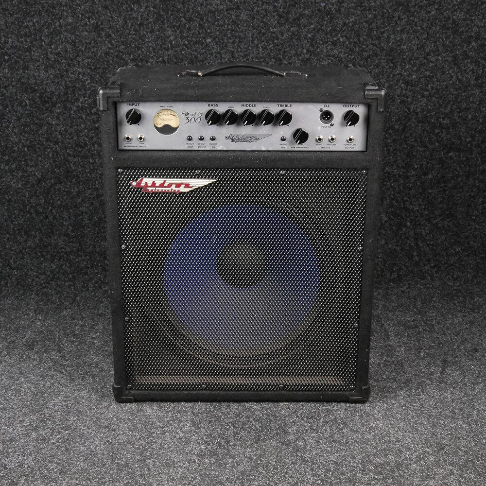 Ashdown Bass Amp : ashdown mag 300 evo ii bass amp 2nd hand collection only rich tone music ~ Russianpoet.info Haus und Dekorationen