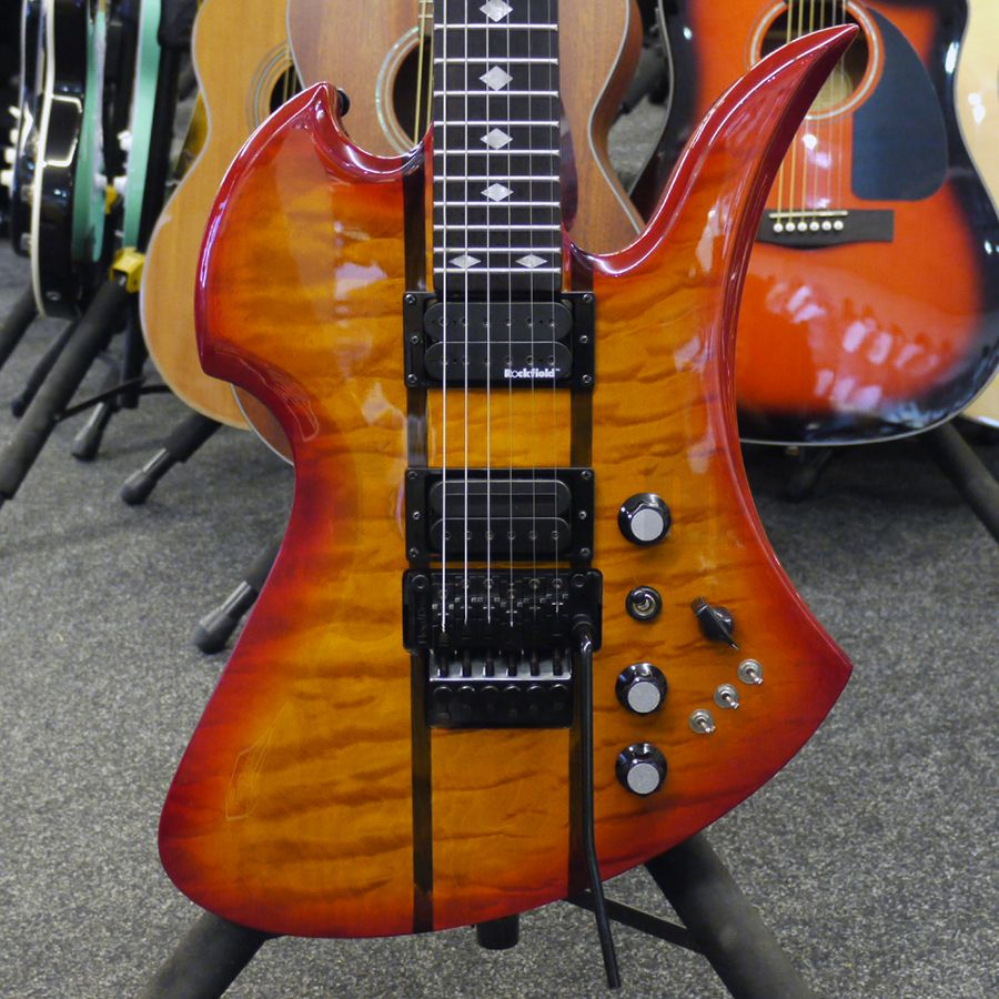 BC Rich Mockingbird ST Cherry Burst - 2nd Hand | Rich Tone ...