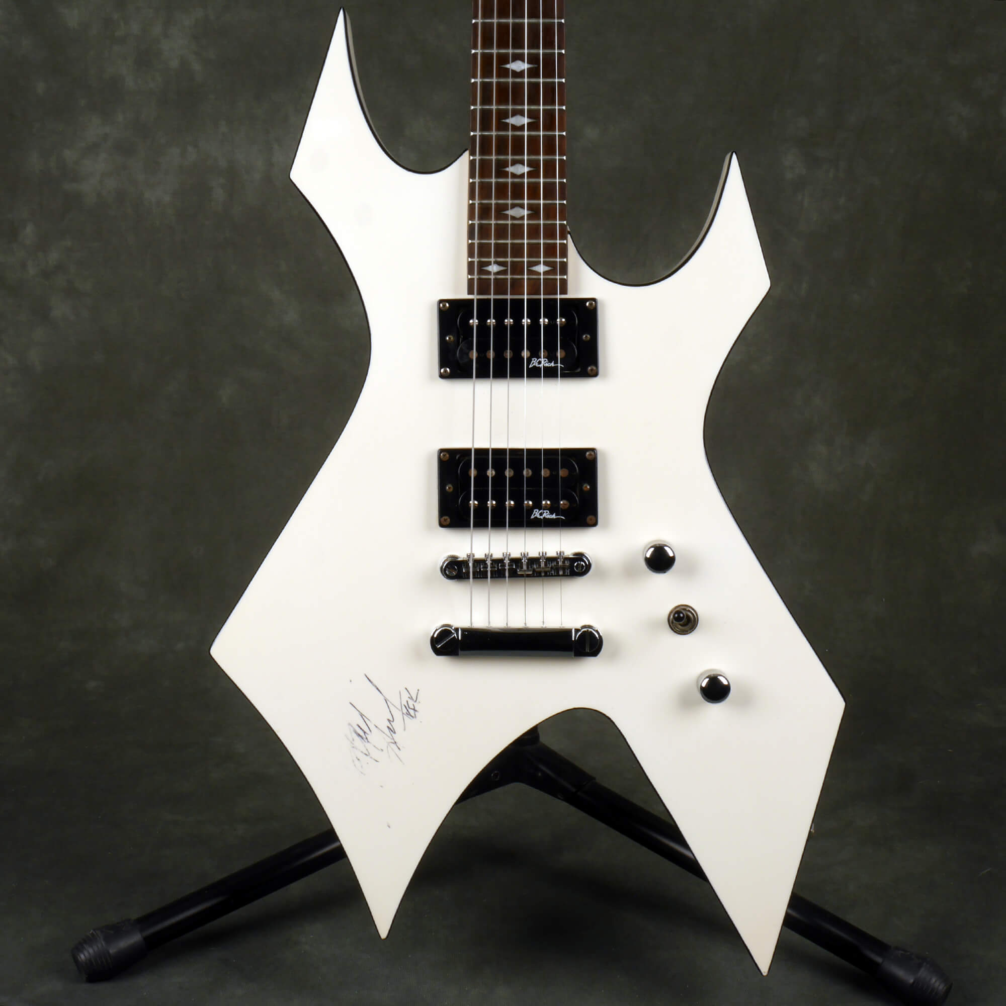 BC Rich Warlock Revenge - White - 2nd Hand