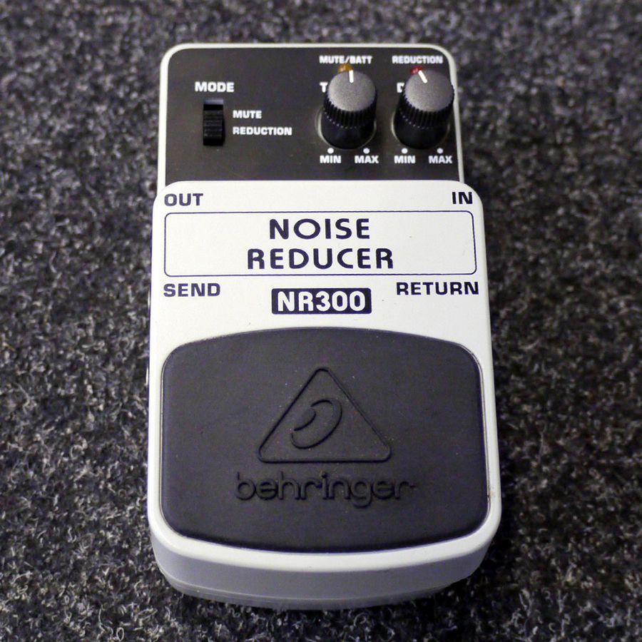 behringer nr300 noise reducer fx pedal 2nd hand rich tone music. Black Bedroom Furniture Sets. Home Design Ideas