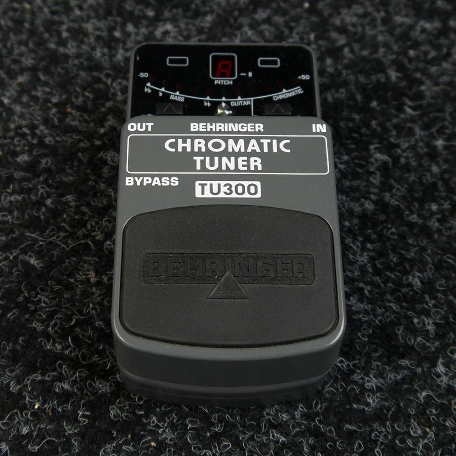 Behringer TU300 Chromatic Pedal Tuner - 2nd Hand