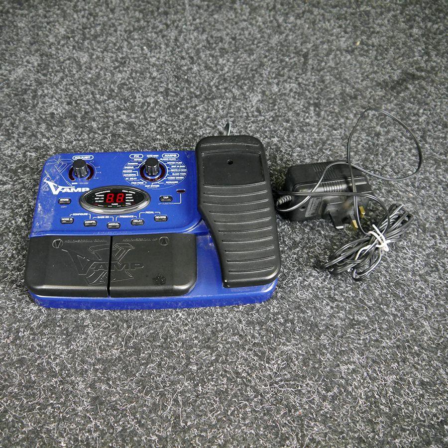 Behringer V Amp X Multi FX Pedal - 2nd Hand
