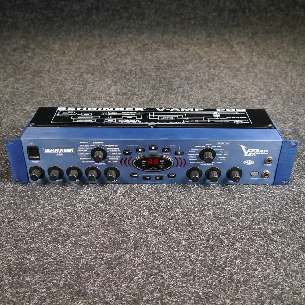 Behringer V-amp Pro - 2nd Hand