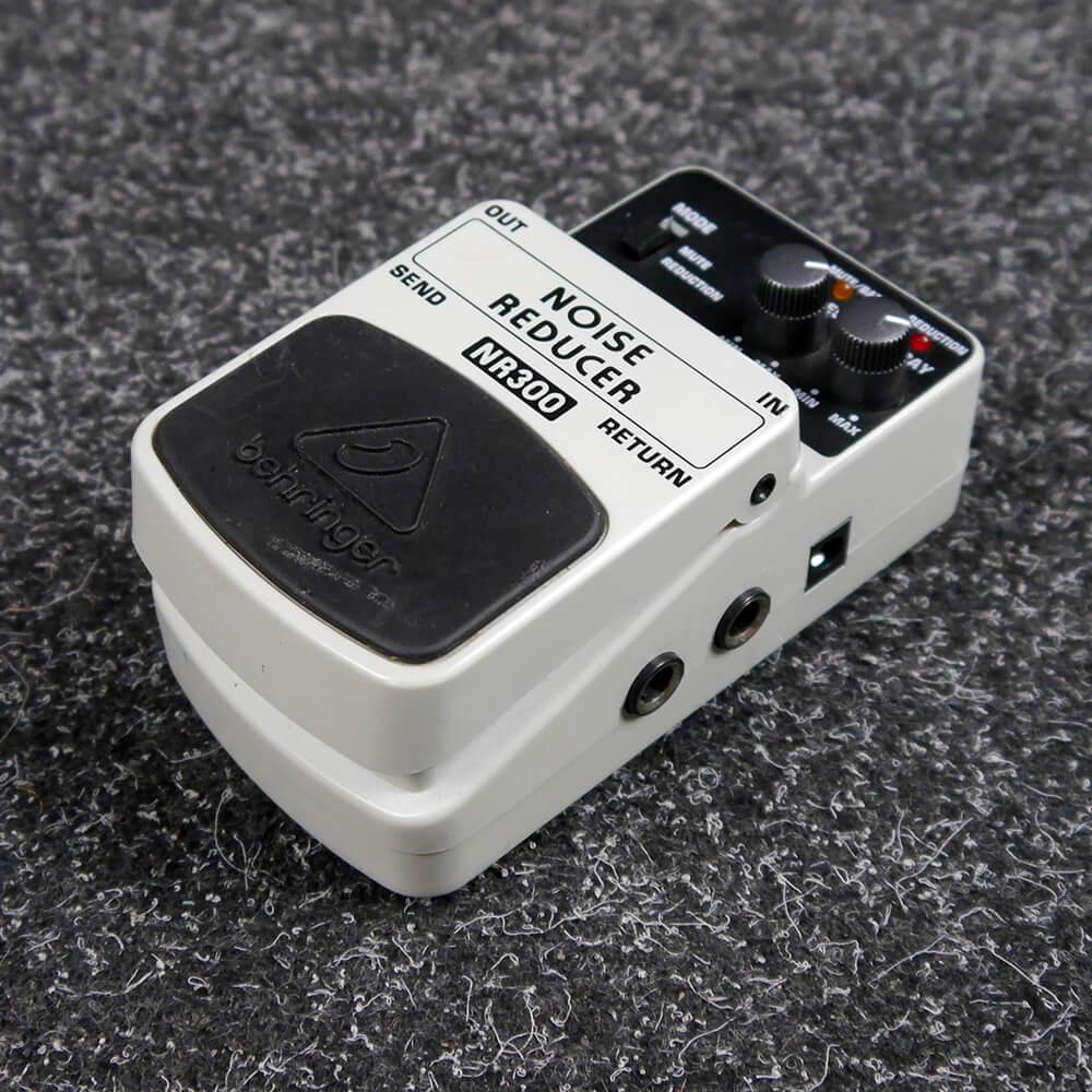 Behringer NR300 Noise Reducer FX Pedal - 2nd Hand