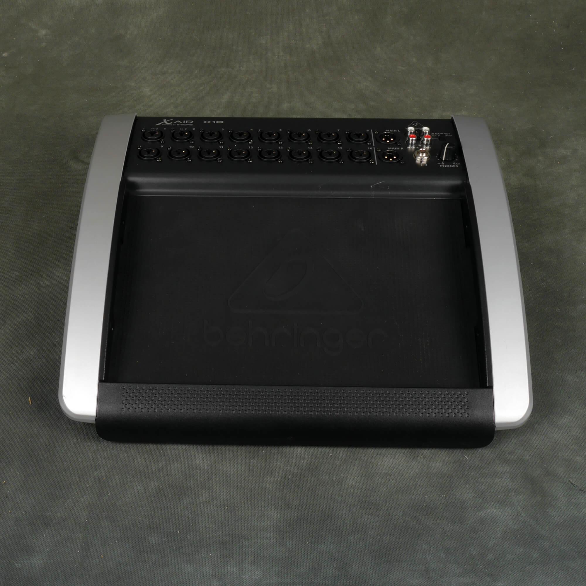 Behringer X18 Wireless Mixer - 2nd Hand