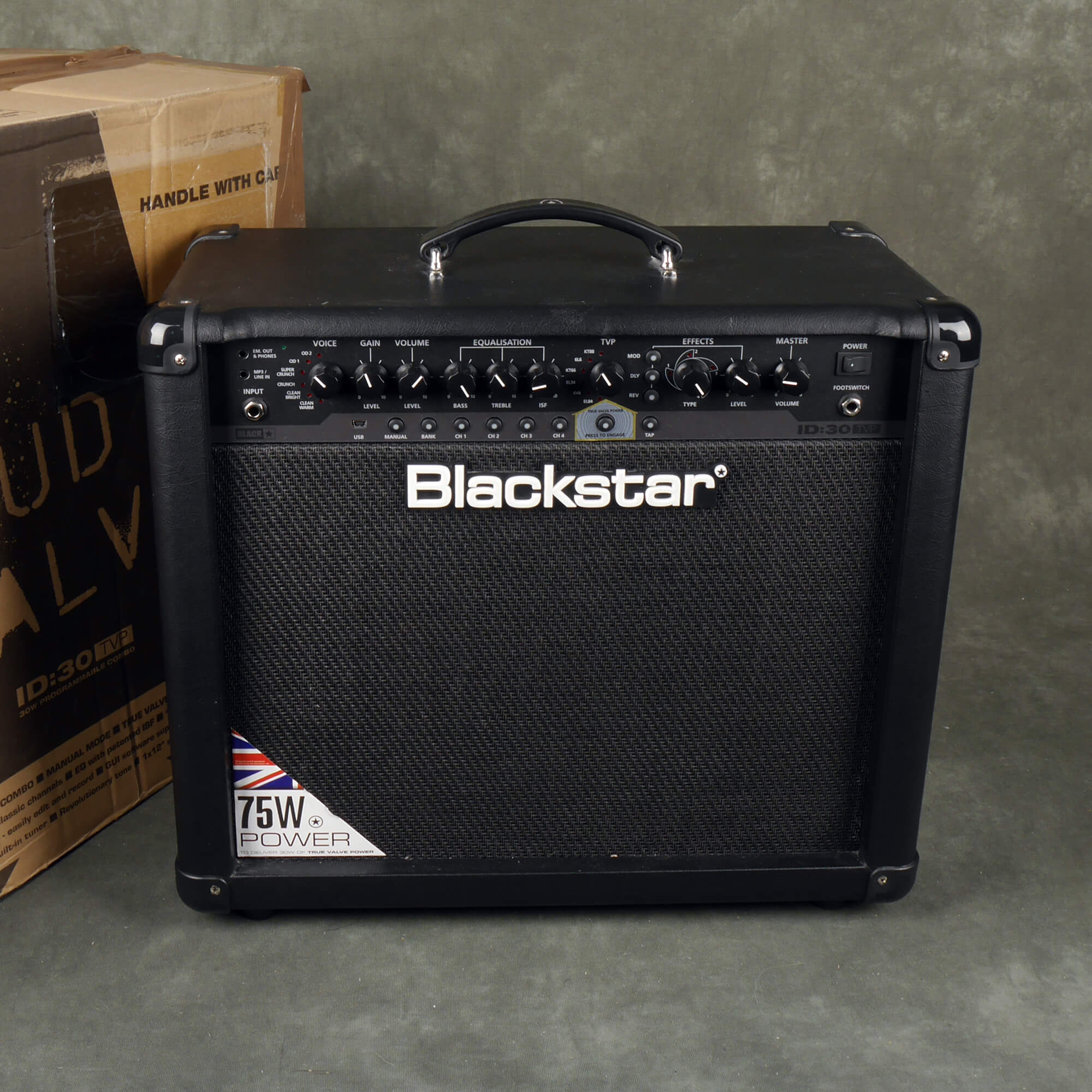 Blackstar ID30TVP Guitar Combo Amplifier w/Box - 2nd Hand